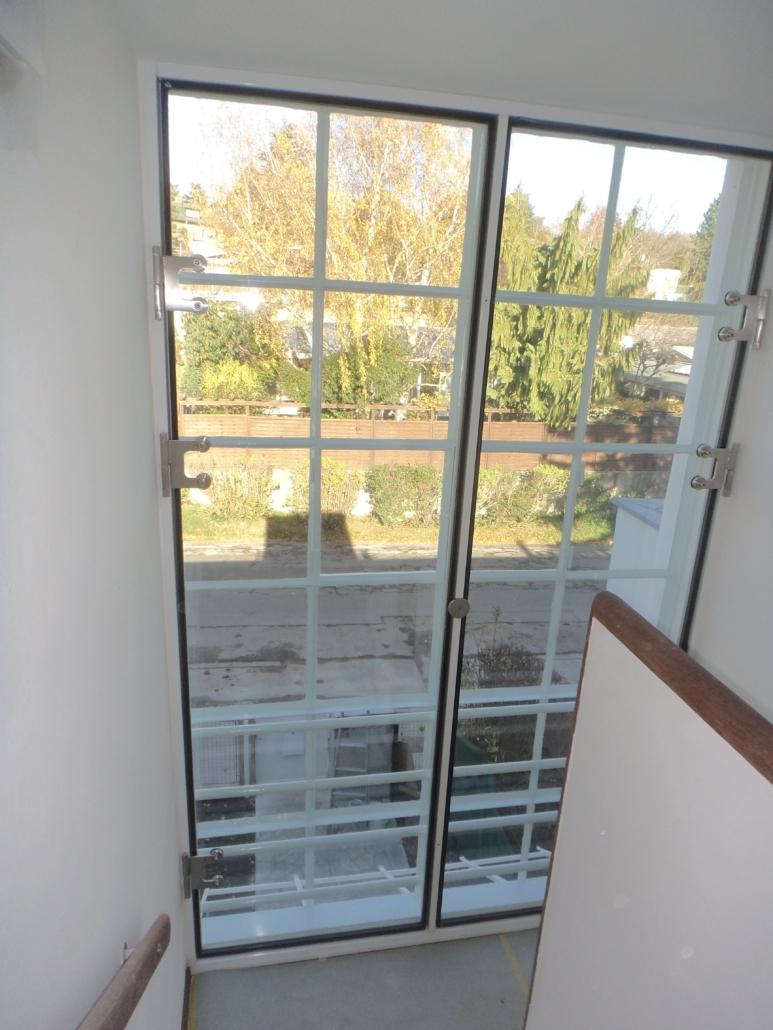 Ansicht aus dem 1. Stock
