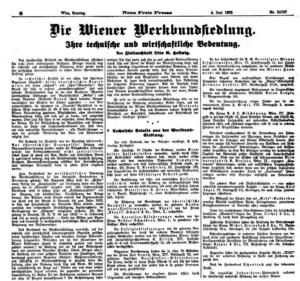 Artikel, ONB: Neue Freie Presse, 04.06.1932