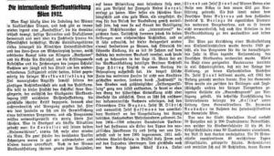 Wiener Zeitung 1932 - ONB