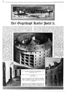 AKH 1934 Wiener Bilder